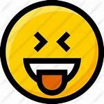 Icon Stress Emoji Premium Laughing Friendly Flaticon