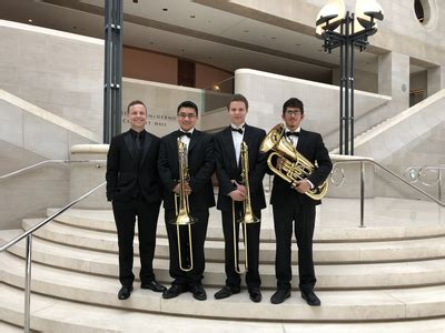wind symphony performs meyerson dallas charles akins high