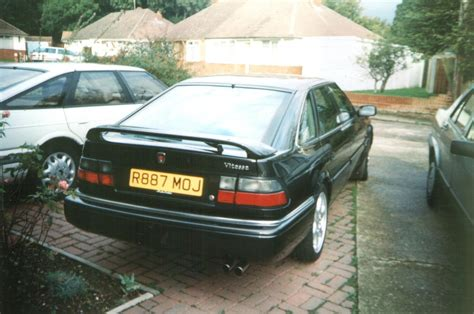 1997 Rover 800 Coupe Pictures Information And Specs