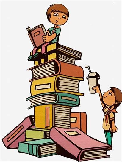 Clipart Task Enfant Livres Livro Dia Lectura