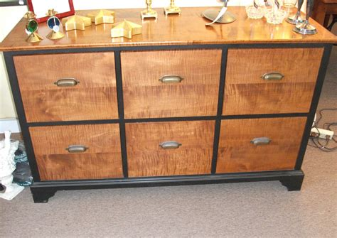 6 Drawer File Cabinet by 6 Drawer Filing Cabinet Vermont Furniture Works