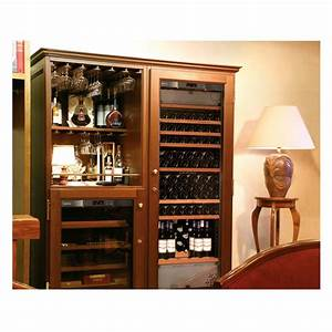 elite a range of wooden furniture for wine cabinets With meuble pour cave a vin