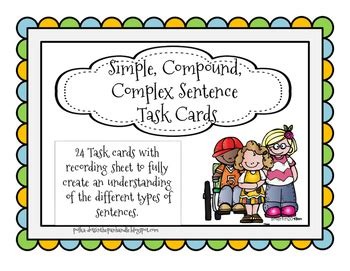 List Of Synonyms And Antonyms Of The Word Complex Sentence