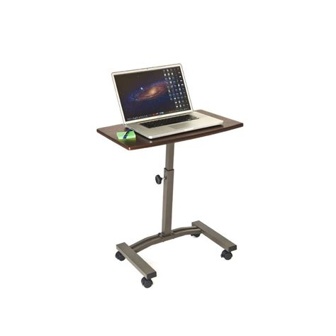 mobile laptop desk cart seville classics web162 mobile laptop desk cart review