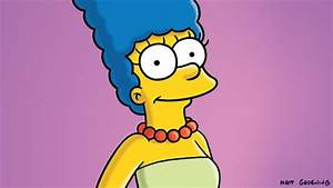 RIP Margaret Groening, the Inspiration for Marge Simpson ...
