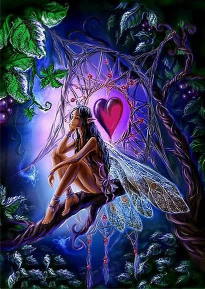 Fairy Colorful