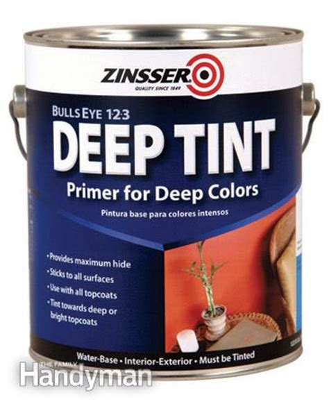 paint with primer how to choose and use primer drywall paint the family handyman