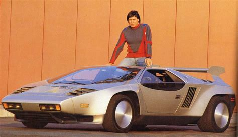 Vector W2 Twin Turbo (1980) ? Old Concept Cars