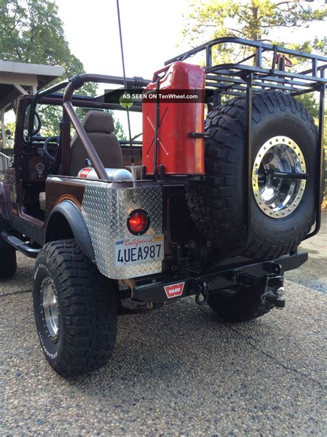 jeep cj laredo  built