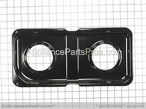 Ge Wb34k10010 Double Drip Pan