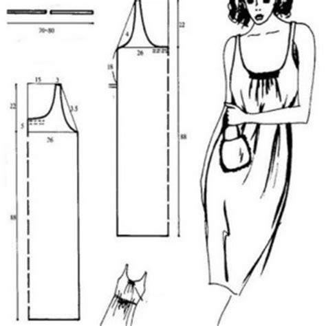 kroj za haljinu besplatni krojevi za šivenje šivanje krojenje