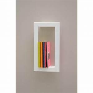 étagère Murale Porte Cadre : etag re cadre presse citron highstick blanc ~ Premium-room.com Idées de Décoration