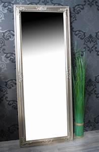 Badspiegel 80 X 60 : spiegel wandspiegel badspiegel jana antik silber barock 150 x 60 cm ebay ~ Bigdaddyawards.com Haus und Dekorationen