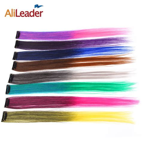 Buy Alileader Synthetic Hair Extensions