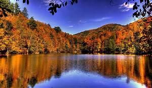 Turkey, Landscape, Nature, Beauty, Amazing, Yedi, Goller, Sky, Lake, Forest, Autumn, Wallpapers