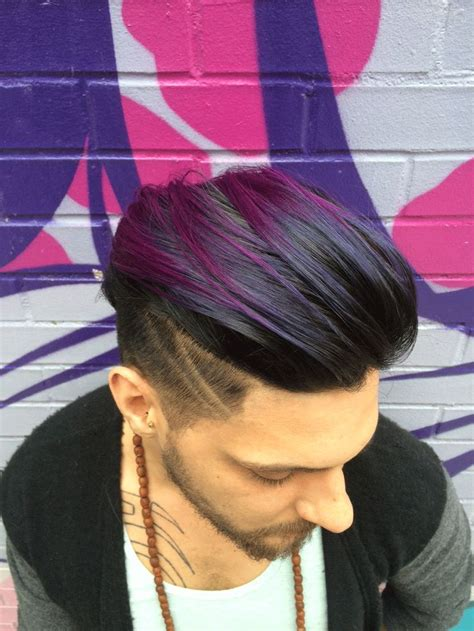 911 Best Images About Mens Colored Hair On Pinterest Men