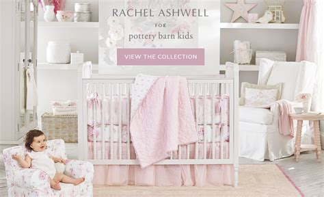 pottery barn baby registry baby furniture bedding gifts baby