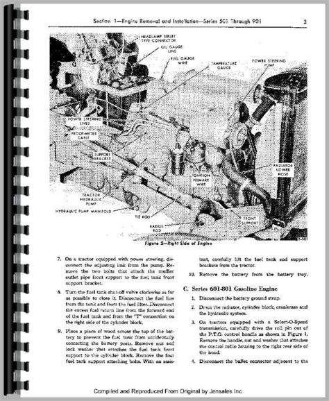ford  tractor schematics