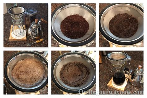 It's also pretty easy to learn and start cranking out delicious coffee right away. Pour Over Coffee My Way: #Recipe - Finding Our Way Now
