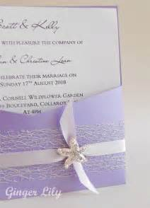 sale beach wedding invitation diy kit reef lavender