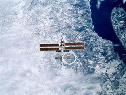 Iss Wallpapers Space Station International Cave Desktop