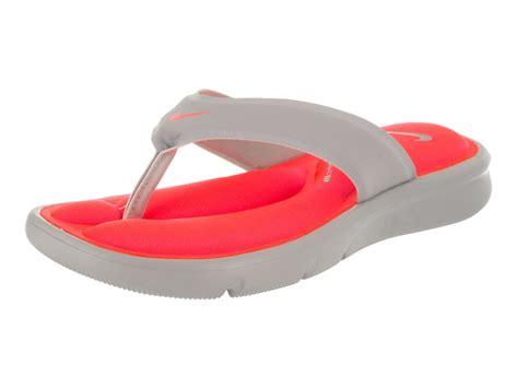 womens nike comfort sandals nike s ultra comfort nike sandals