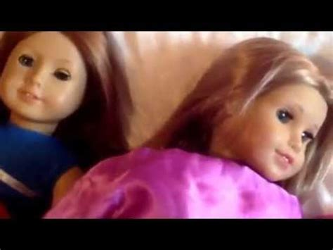 scary   american girl doll video youtube