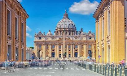 Peter Cathedral Vatican Rome Highlights Catholic September