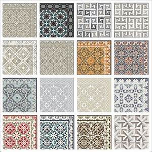 Tapis Cuisine Carreaux De Ciment : 17 best images about sol wc et buanderie on pinterest ~ Dailycaller-alerts.com Idées de Décoration