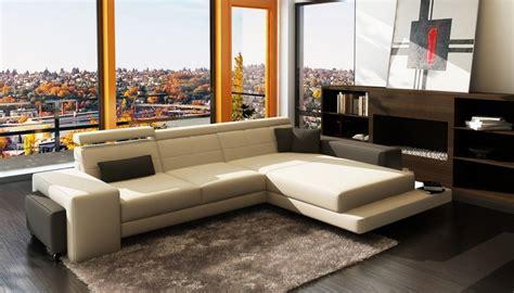entretenir canapé cuir canapé cuir meuble salon design italien pas cher