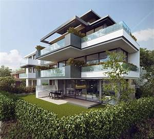 3d Exterior Visualization For A Gorgeous House
