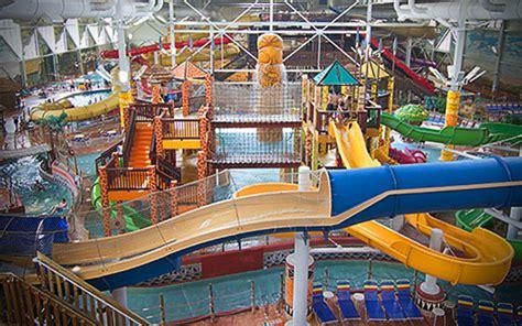 in door water park kalahari resorts is a changer for the sports capital