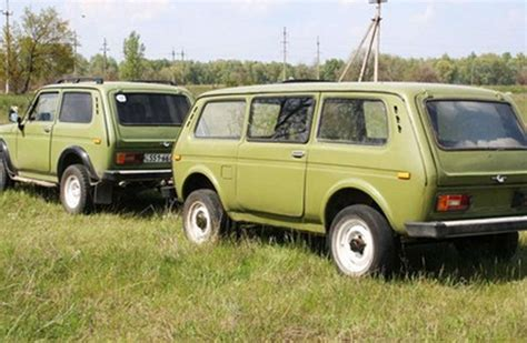 #1010. Lada Niva 4x4 Cabriolet Tuning [RUSSIAN CARS] - YouTube