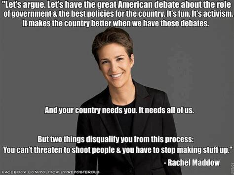 Rachel Maddow Memes - common gunsense a blog to advocate for sensible gun legislation the times they are changing