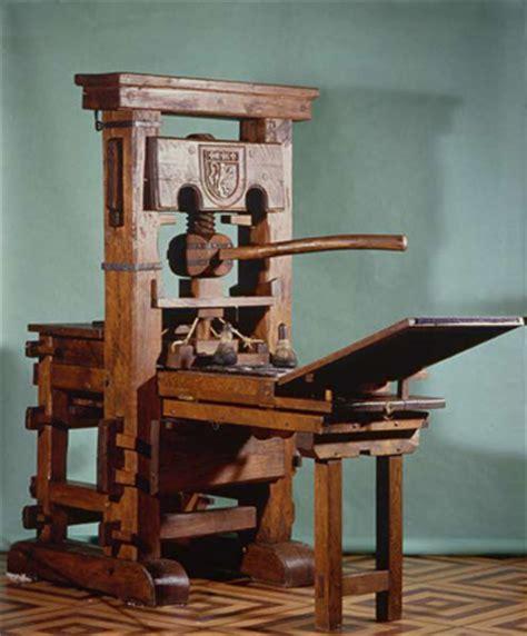 les chambres de l imprimerie l 39 imprimerie et gutenberg apprendre à la maison