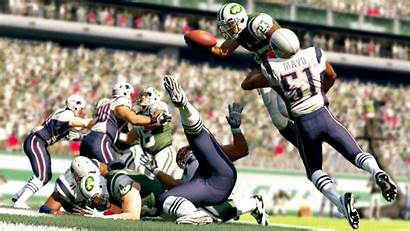 Nfl Wallpapers Football American Madden Christmas Cool