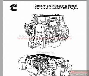 Cummins Engine Qsm11 Operation  U0026 Maintenance Manual