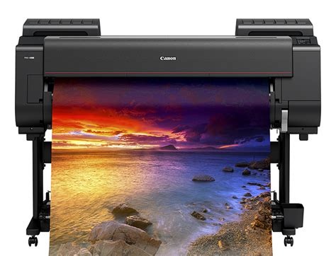 large format wide format printers canon uk