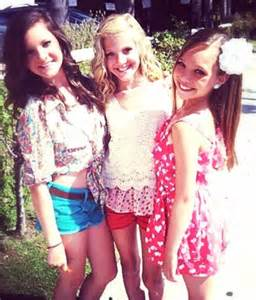 Brooke and Paige Dance Moms Maddie