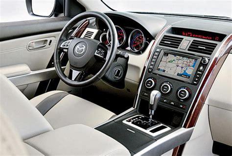 mazda cx  grand touring interior specs release