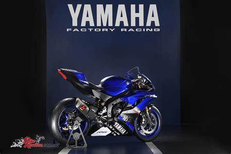 lowes custom 2017 yamaha yzf r6 39 racing edition 39 bike review