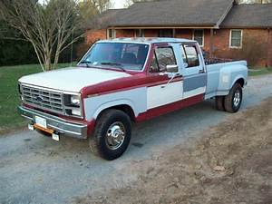 1985 Ford F350 - Information And Photos