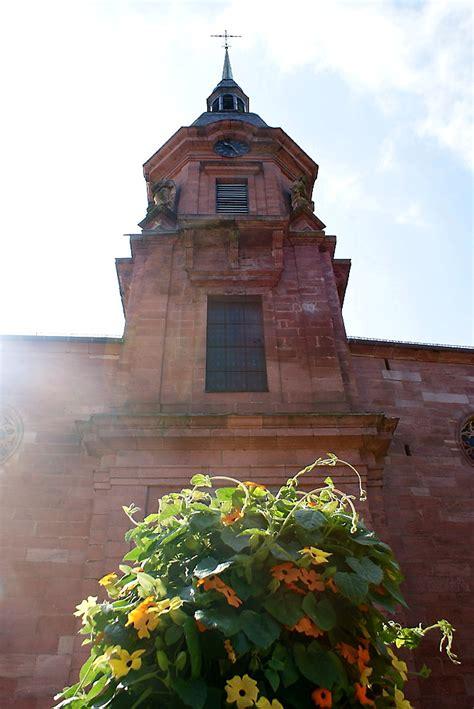 Die Katholische Kirche St Georges Schirmeck
