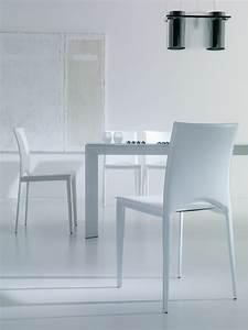 Chaise Design Contemporain : chaise viva et vivalta ozzio espace steiner design ~ Nature-et-papiers.com Idées de Décoration
