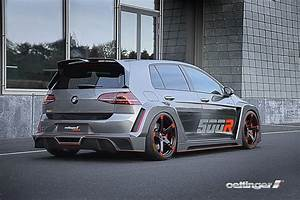 Volkswagen Golf 1 : oettinger reveals monster vw golf r500 at worthersee 2015 ~ Melissatoandfro.com Idées de Décoration