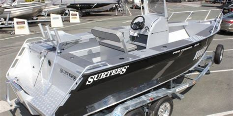 surtees  pro fisher deegan marine