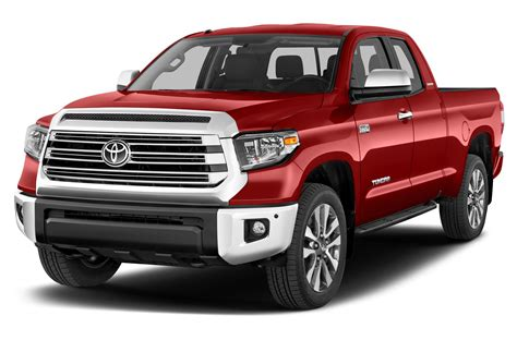 Toyota Truck Models by New 2018 Toyota Tundra Price Photos Reviews Safety