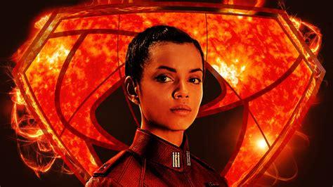 georgina campbell  lyta zod  krypton wallpapers hd