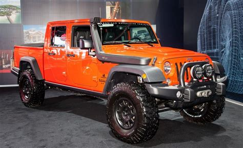 2020 jeep truck 2020 jeep wrangler truck release specs price