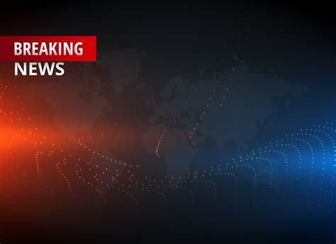 Www News by Breaking News Concept Design Graphic For Tv News Channels